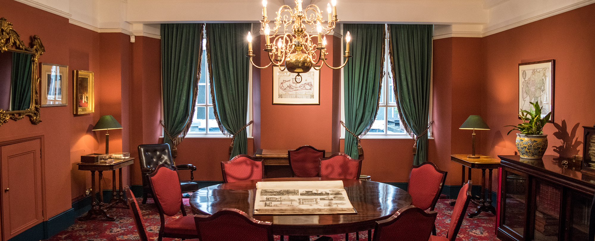 106 Pall Mall small meeting and private dining room